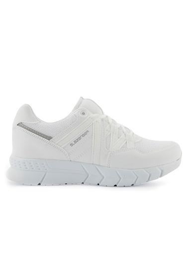 Slazenger Slazenger Athena Sneaker Kadın Ayakkabı  Beyaz